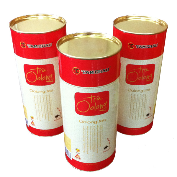 Oolong Tea in Carton Can 100g